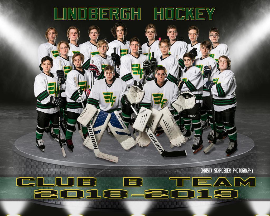2018-2019 Lindbergh B Team