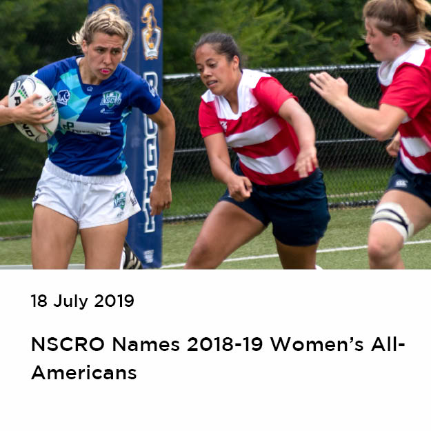 NSCRO Names 2018-19 Women's All-Americans