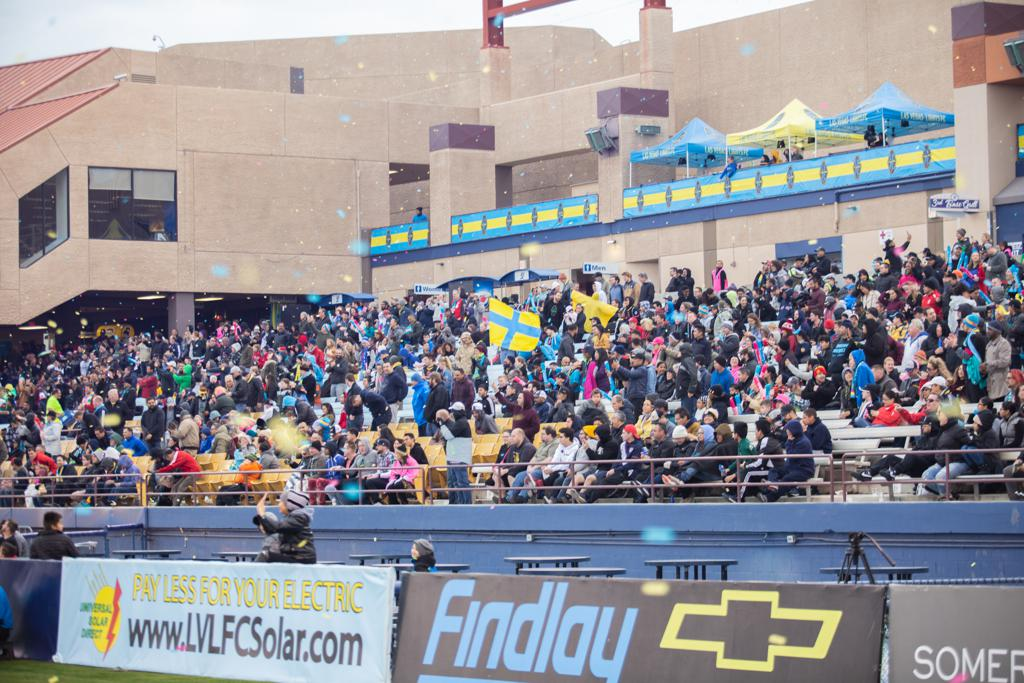 A total of 5,232 fans attended the first game of the Eric Wynalda era with Lights F.C.