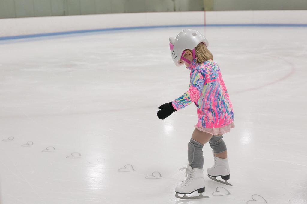 Totsicles, Tot Classes at Ice Land, Swizzles, Skating, Ice Land Hamilton