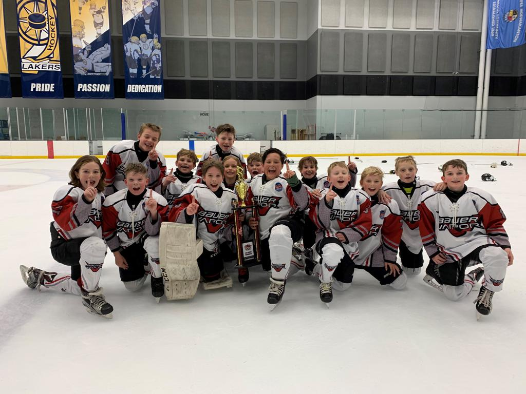 Ignite the Ice 2018 Champions