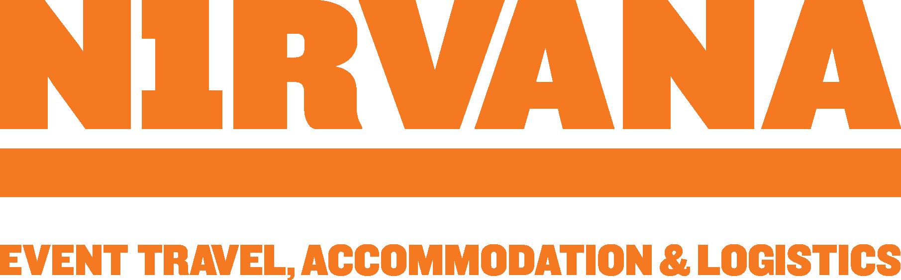 Official Nirvana Event Travel, Accommodation and Logistics partner logo