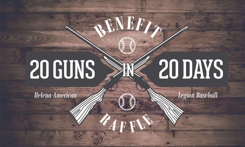 20 Guns in 20 Days