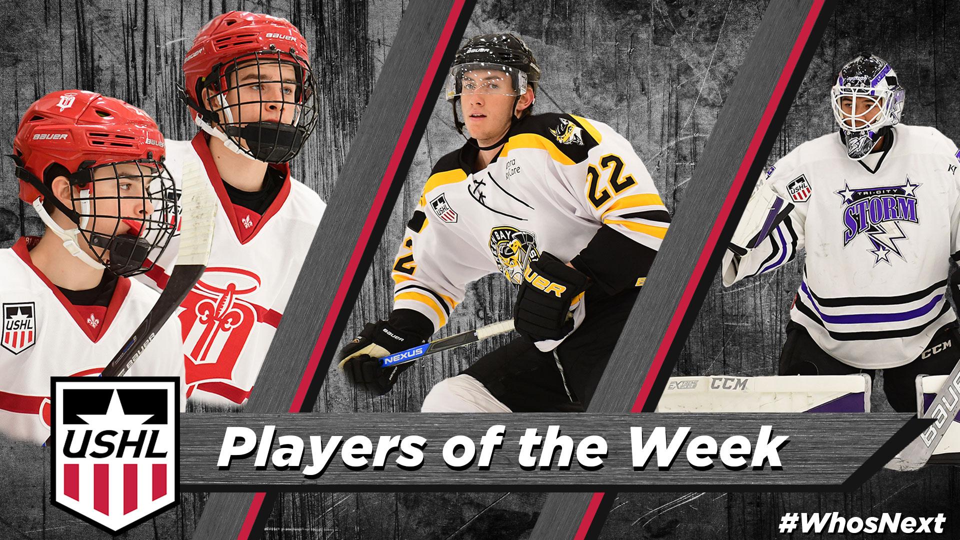 USHL: USHL Players Of The Week - Week 3