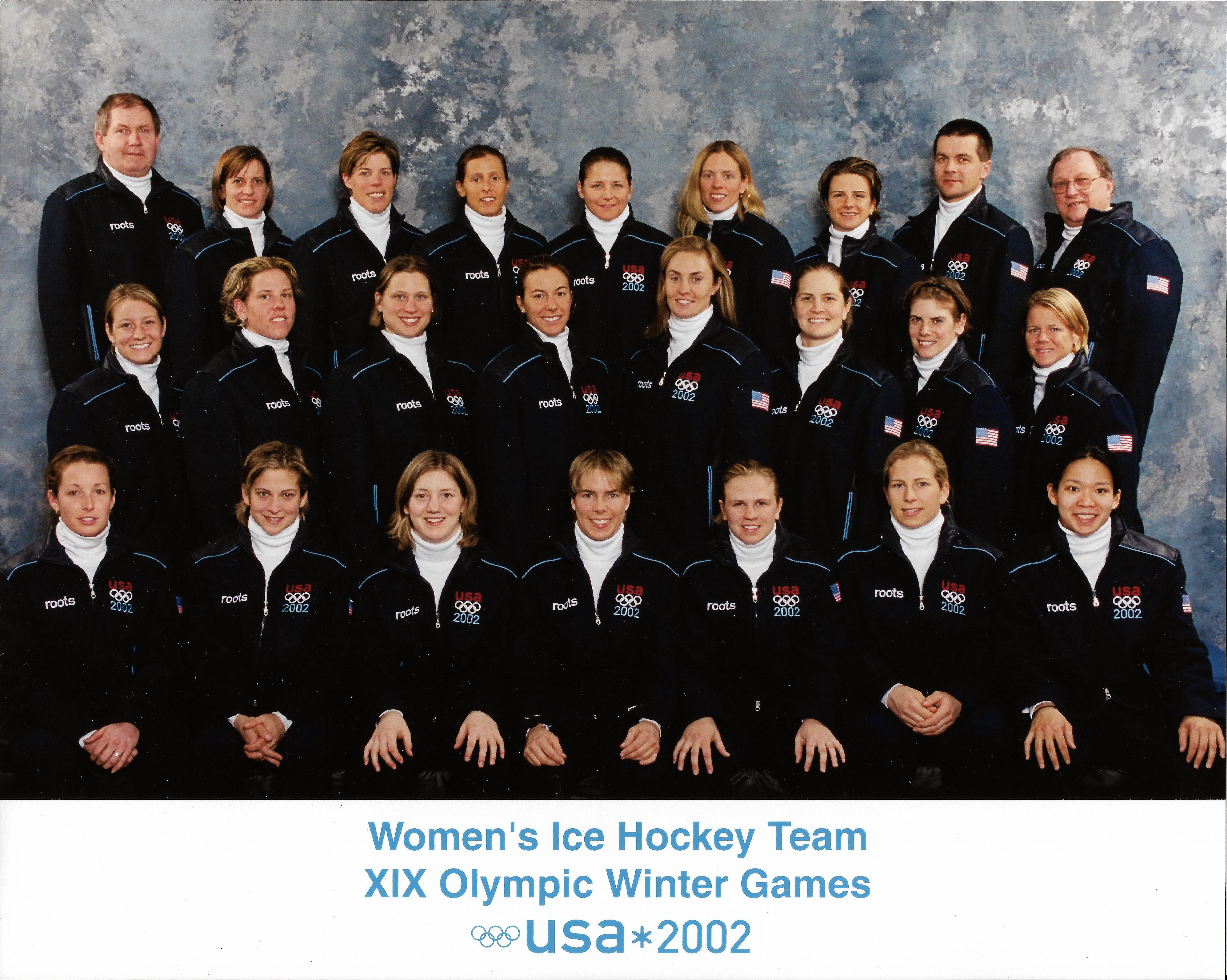 2002 - XIX OLYMPIC WINTER GAMES WOMEN