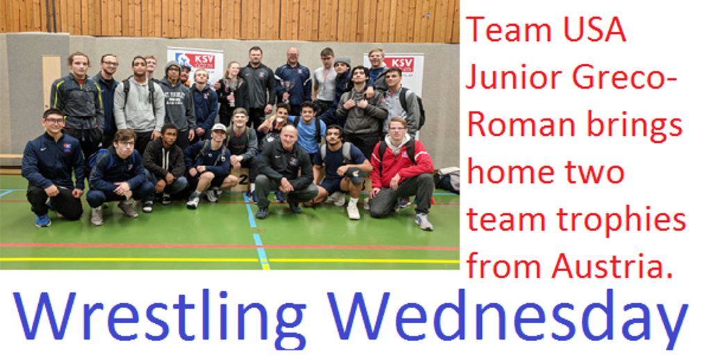 Wrestling Wednesday 3/06
