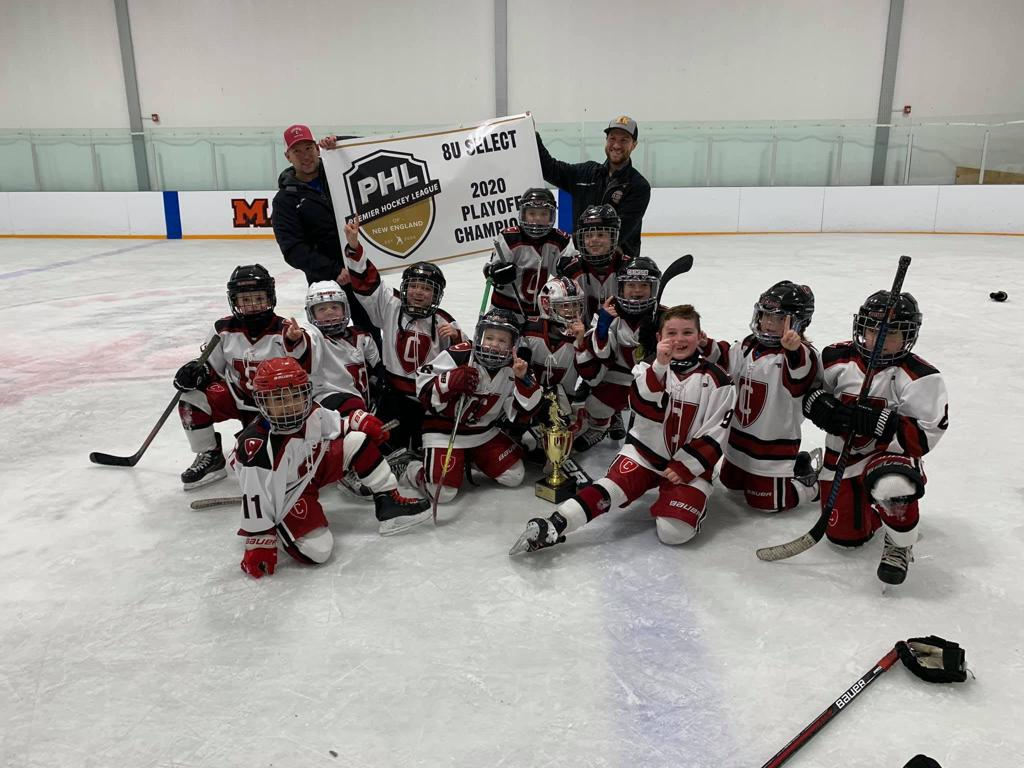 Congratulations to our Crimson Mites for being the 2019-20 PHL League Champions!