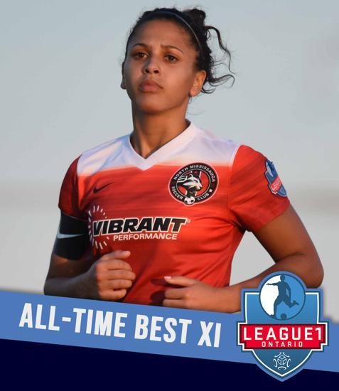 Kira Bertand: L1O All-Time Best XI