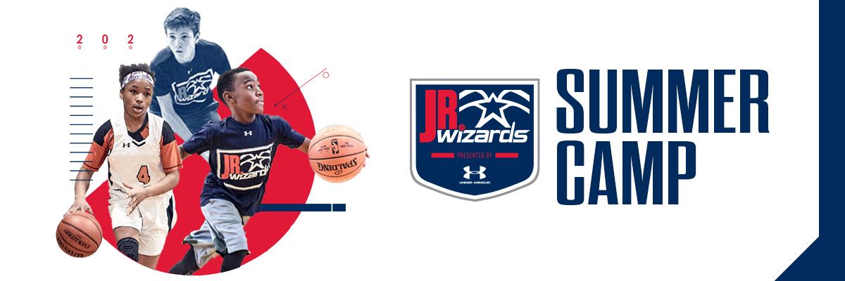 jr. wizards summer basketball camp dc virginia maryland