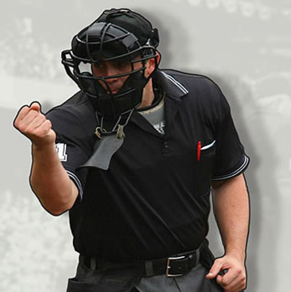 Make the Call, Be an Umpire