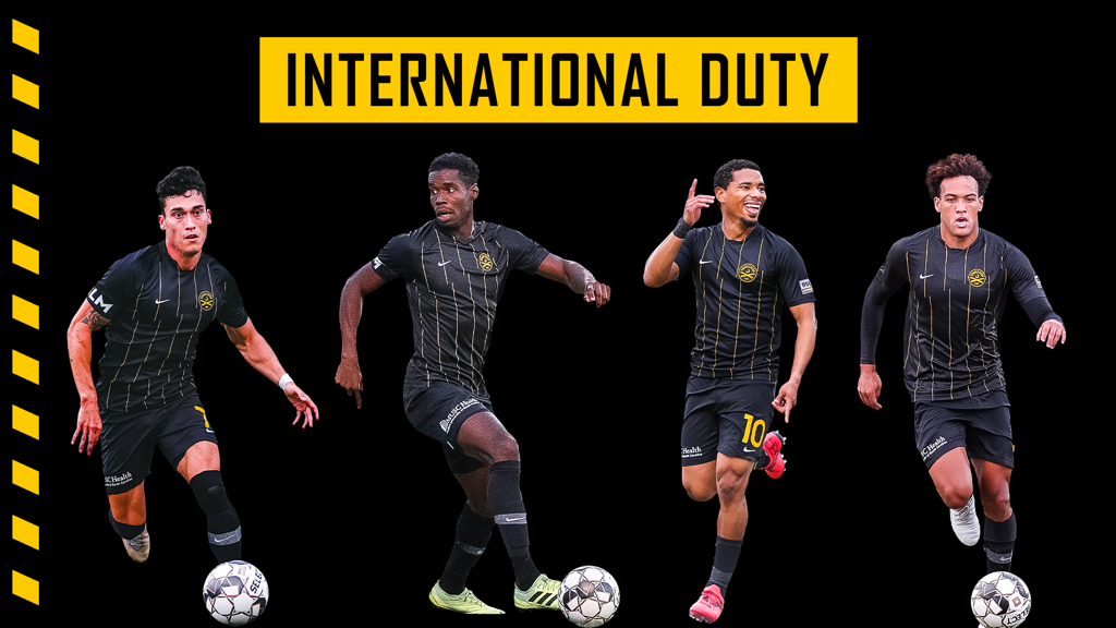 Four Battery players to represent national teams in qualifiers