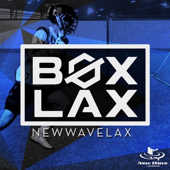 New Wave Lax Box Lacrosse