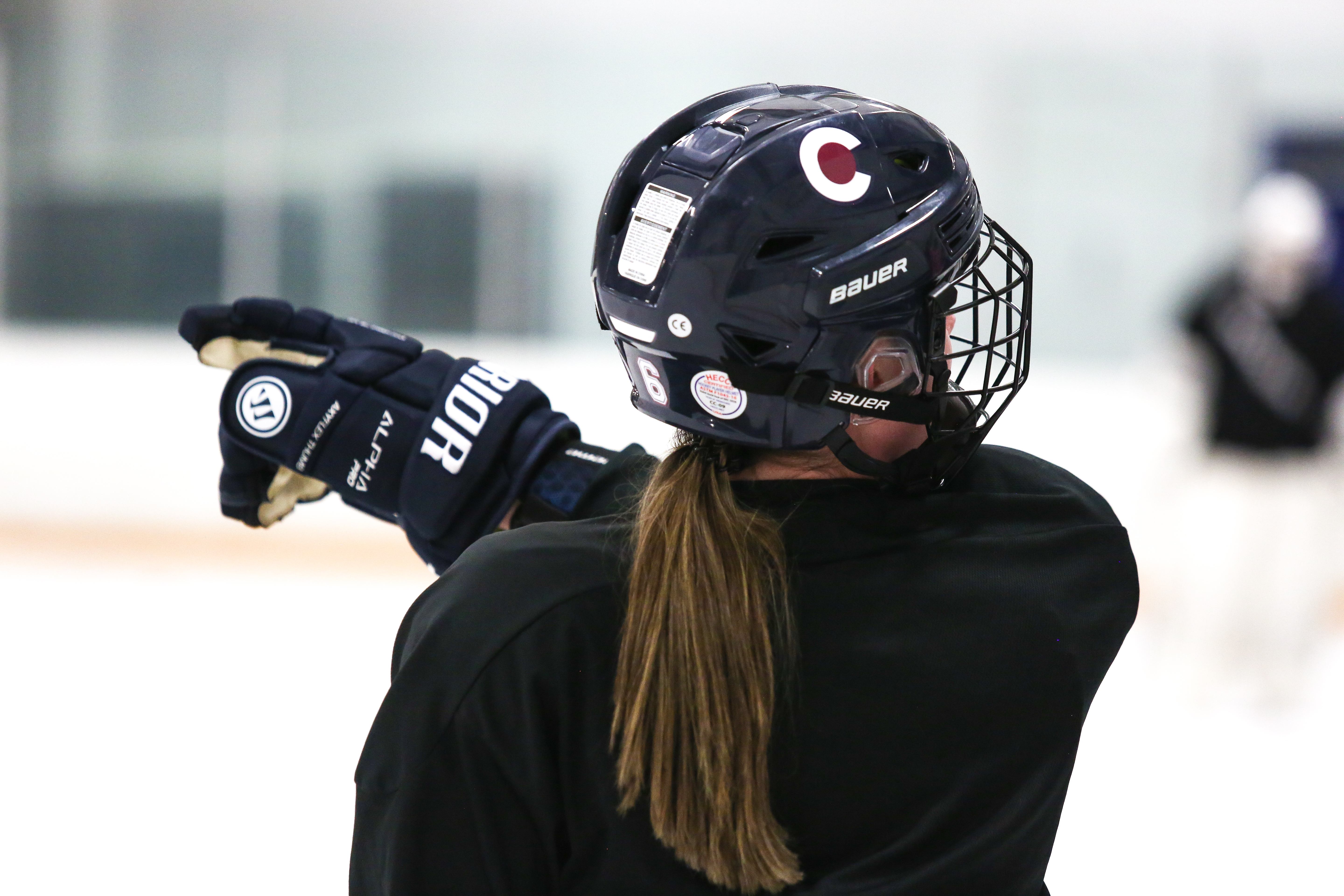 Team Colorado will be a member of the National Girls Hockey League beginning this upcoming season. Photo by SportsEngine