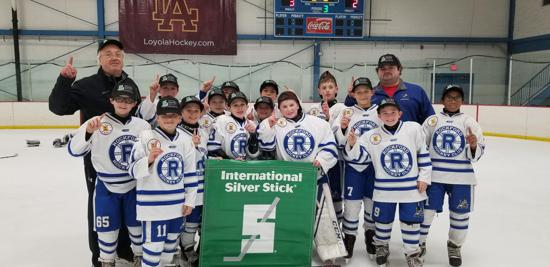 2019 Chicgao Regional Silver Stick Squirt Champions Rockford Roadrunners