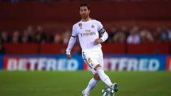 #4 - Sergio Ramos