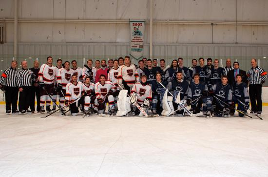 SU and PSUH team photo