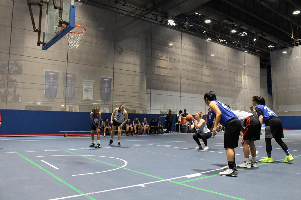 BWT at the Bay Street Hoops Tournament - Women's Division