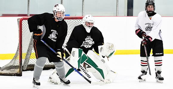 Elite Goaltending Hockey Summer Camp