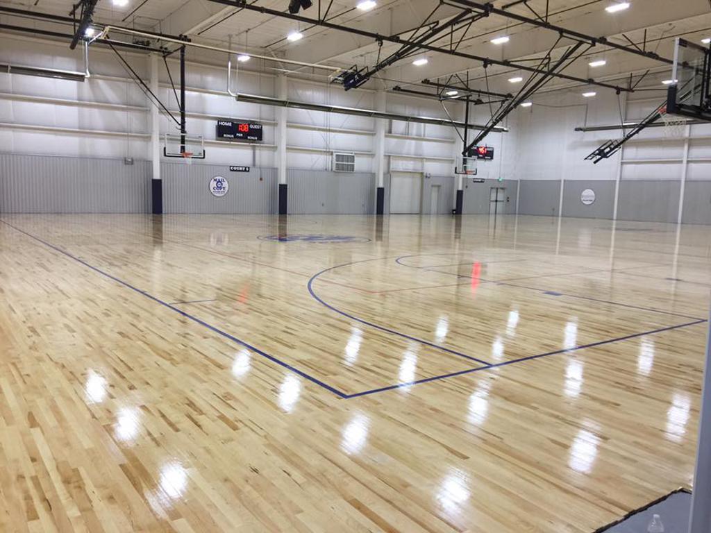 P2P Sports Event Center Center Courts