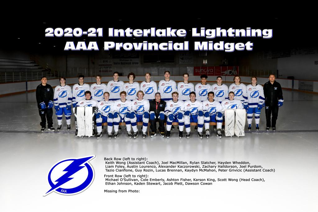 2020-21 Interlake Lightning