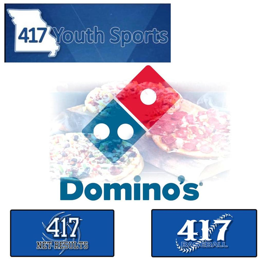 Excited to announce our newest 417 partner, Dominos Pizza!