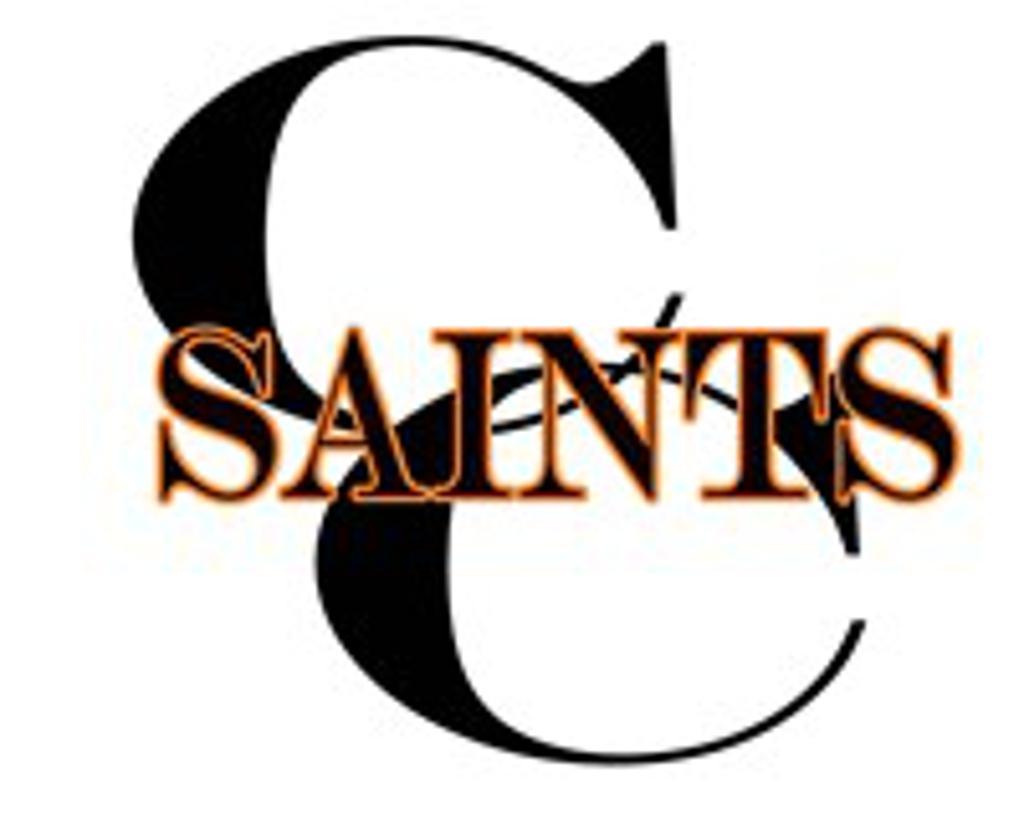 Churchville-Chili Saints Logo