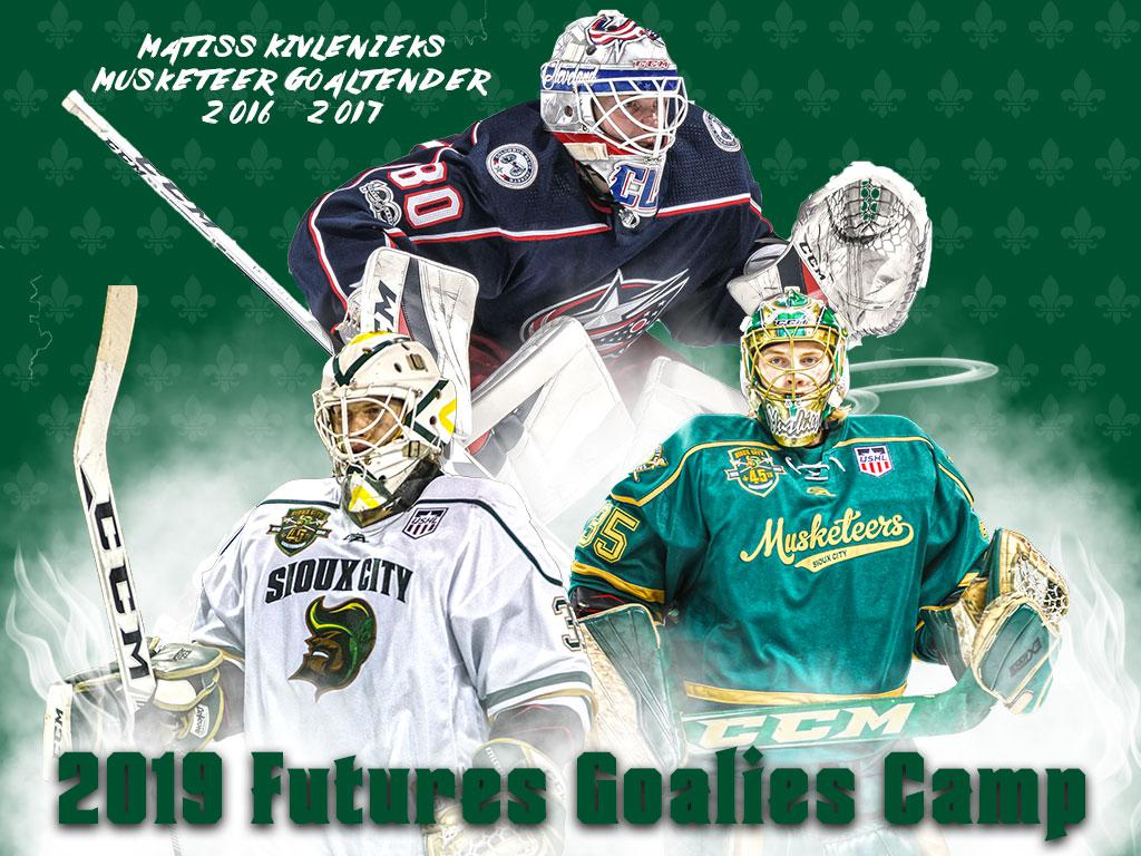 2019 Futures Goalies Camp