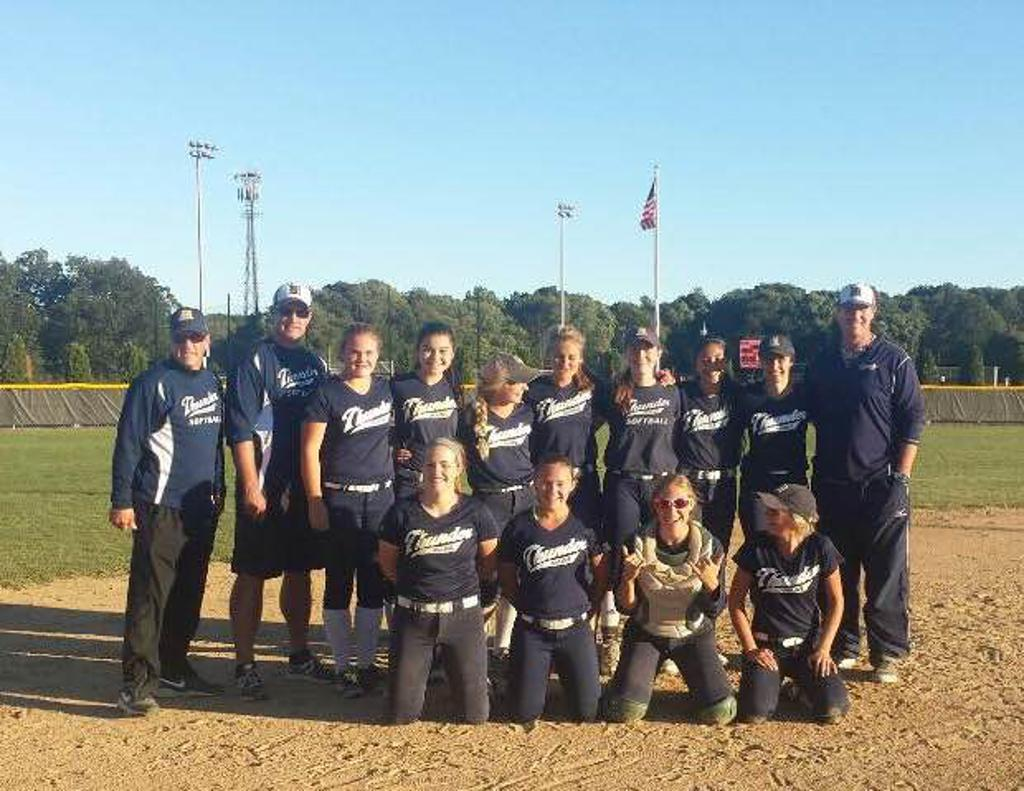 RI Fire & Ice Team Photo after Championship Game