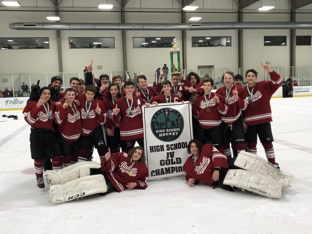 2018/19 JV Gold Champions