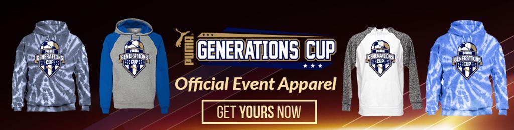 Puma Generations Cup Official Event Apparel Store