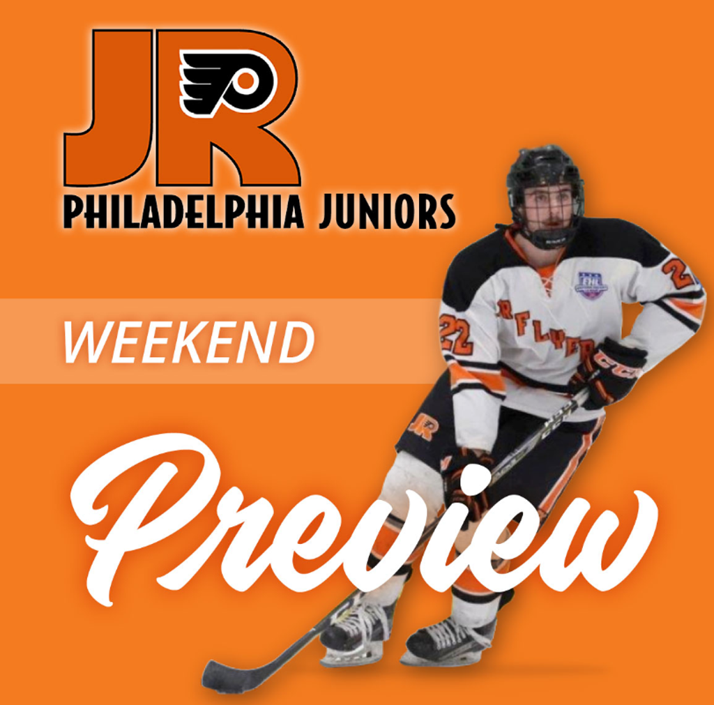 Weekend preview: 10/4 – 10/7; EHL Jr. Flyers home opener weekend