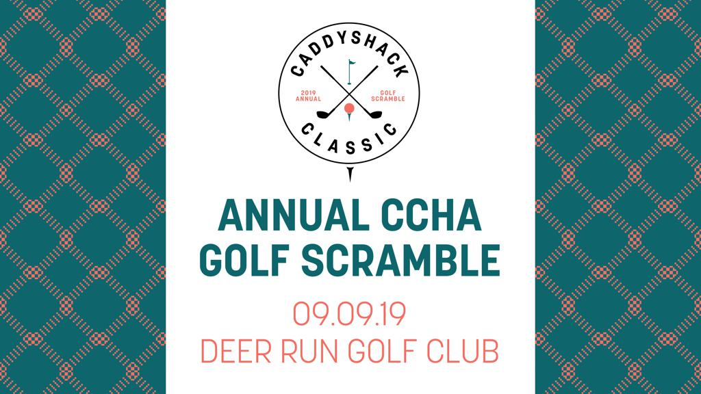 Welcome | 2019 CCHA Caddyshack Classic - Dinner ONLY Tickets