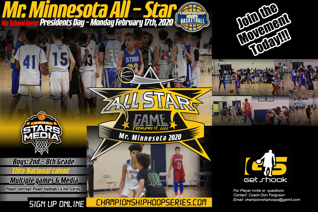 Mr. Minnesota Middle School All - Star