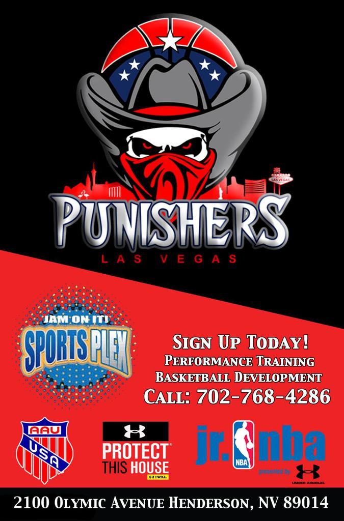 Come Join The Punishers Family