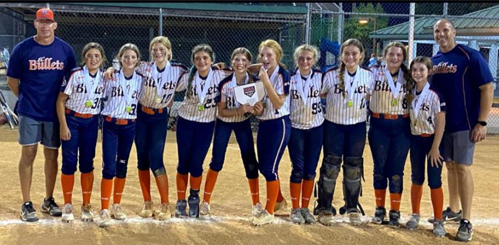 ECB-Snyder(12u) 2nd place finish out of 16 teams in Gold Bracket! October 2021