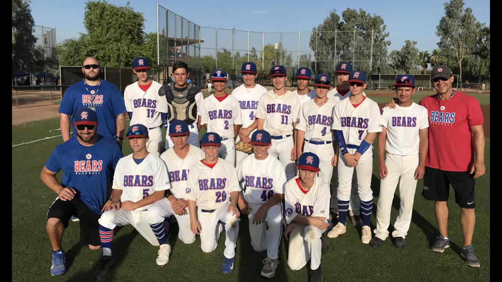 14U BEARS AT THE 2018 USA CHAMPIONSHIPS