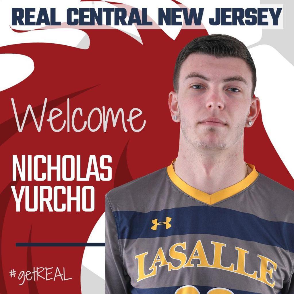 Defender Nick Yurcho joins Real Central NJ Soccer