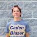 Caden blazer small