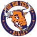 Bulls logo white small