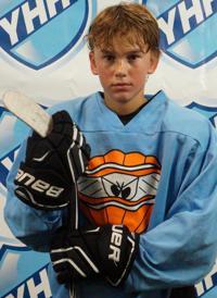 Ice clams hockey