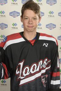 Boys 14u loons tyler bishop medium