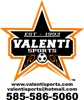Sponsored by Valenti Sports