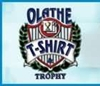 Sponsored by Olathe Tshirt and Trophy