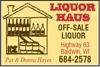 Liquorhaus element view