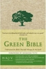 Green bible cover final element view