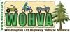 Sponsored by Washington Off Highway Vehicle Alliance (WOHVA)