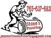 Stones flooring logo 1 element view