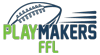 Sponsored by Playmakers NFL Flag Football League