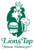 Sponsored by Lions Tap