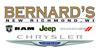 Sponsored by Bernard's Chrysler Dodge Jeep